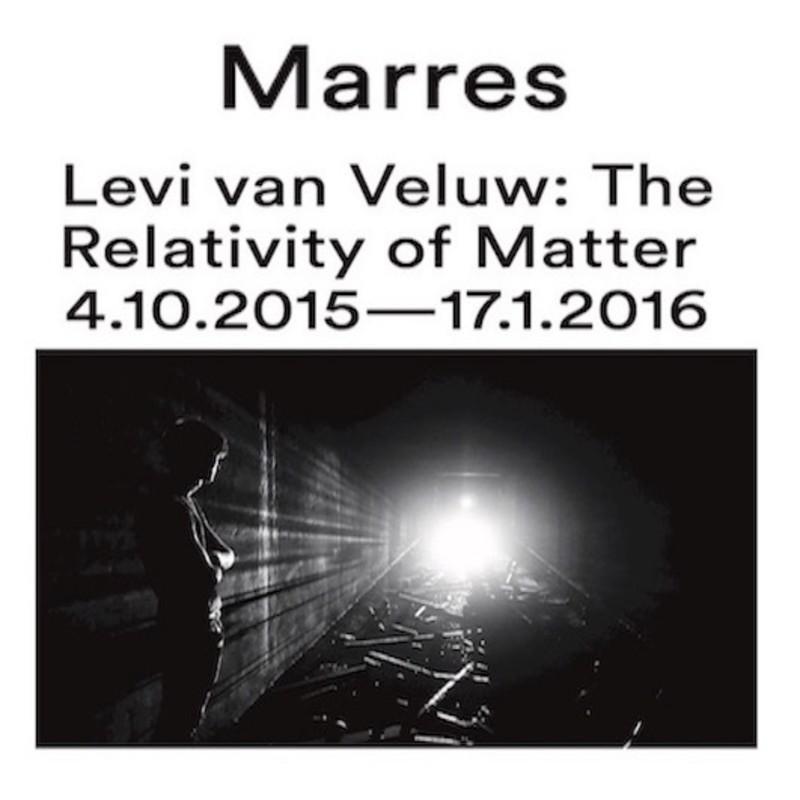 Levi van Veluw: The Relativity of Matter | Marres, Maastricht