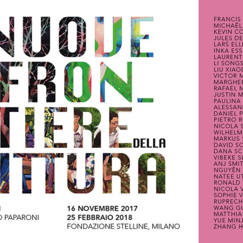 Nicola Samorì at Fondazione Stelline, Milan