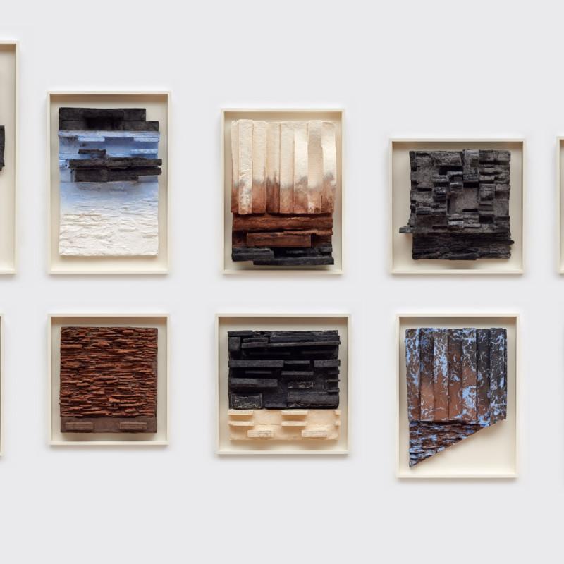Leonardo Drew included in 'Social Space' at the Jordan Schnitzer Museum of Art
