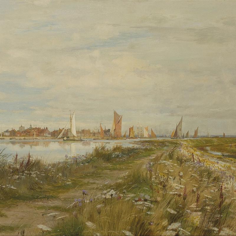 Charles William Wyllie, ROI