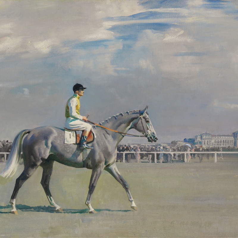 Sir Alfred James Munnings, PRA, RWS
