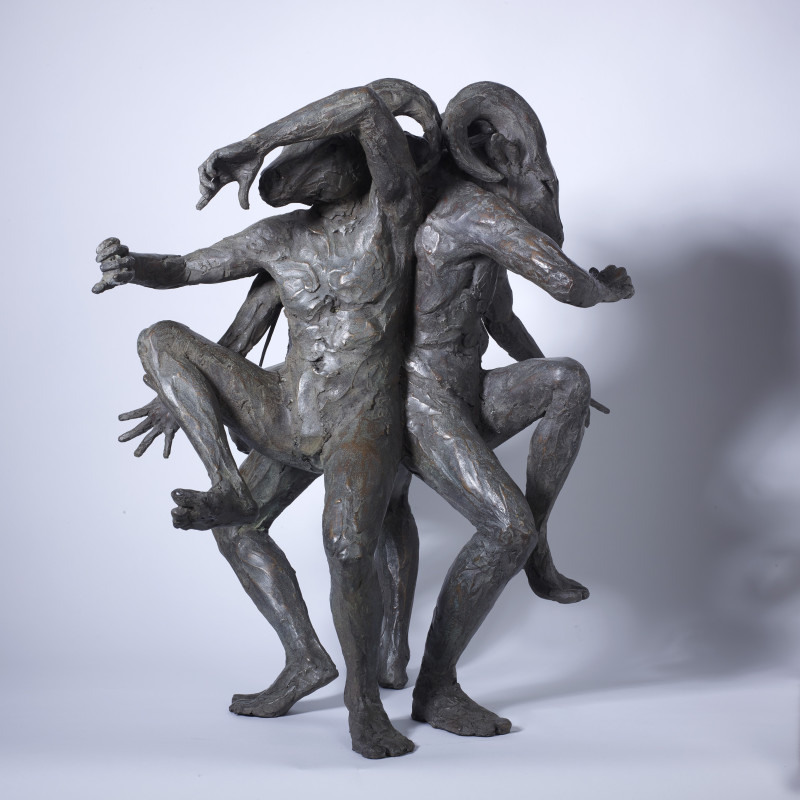 "<span class=""artist""><strong>Domenica de Ferranti</strong></span>, <span class=""title""><em>The Dance</em></span>"