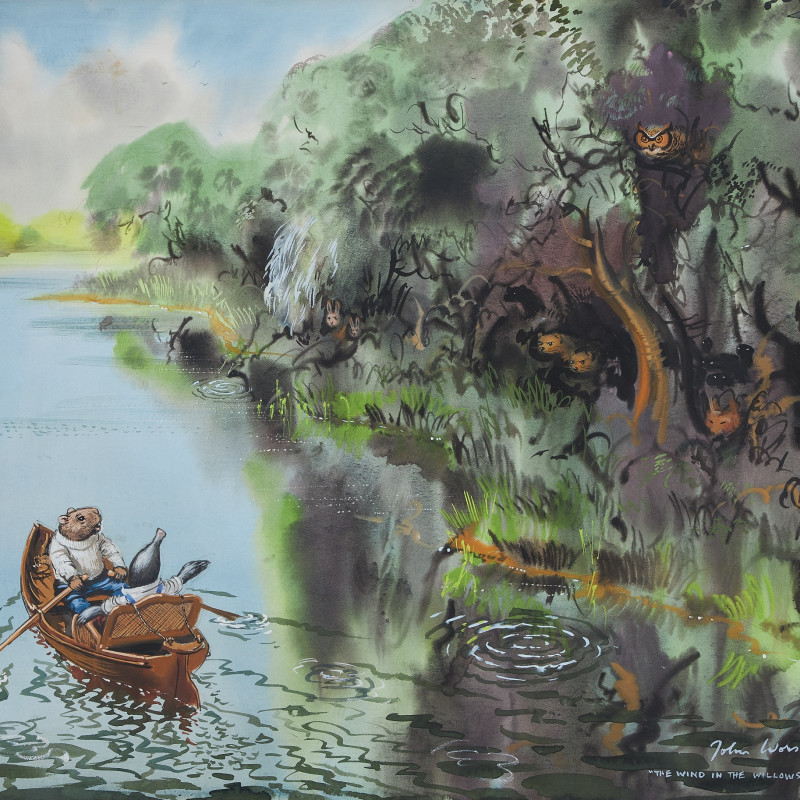 John Worsley, Wind in the Willows