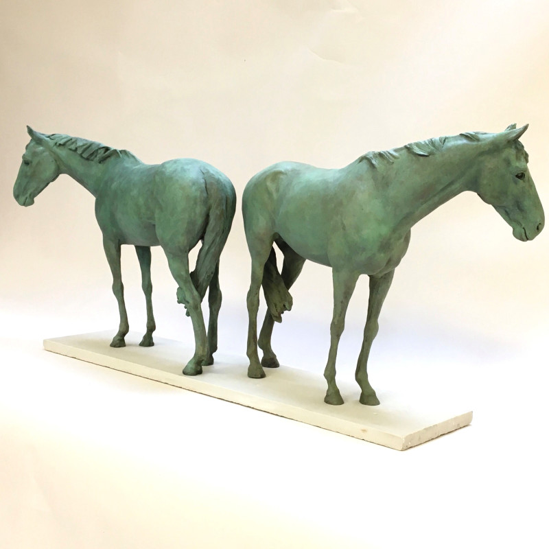 Frippy Jameson, Double racehorse