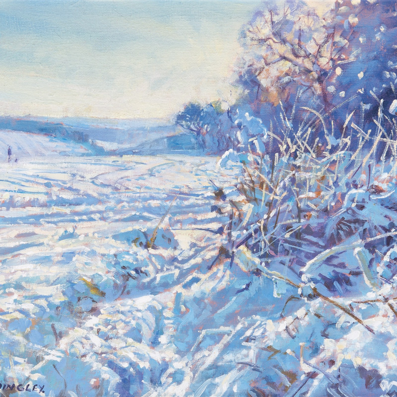 Laurence Dingley, Winter sun