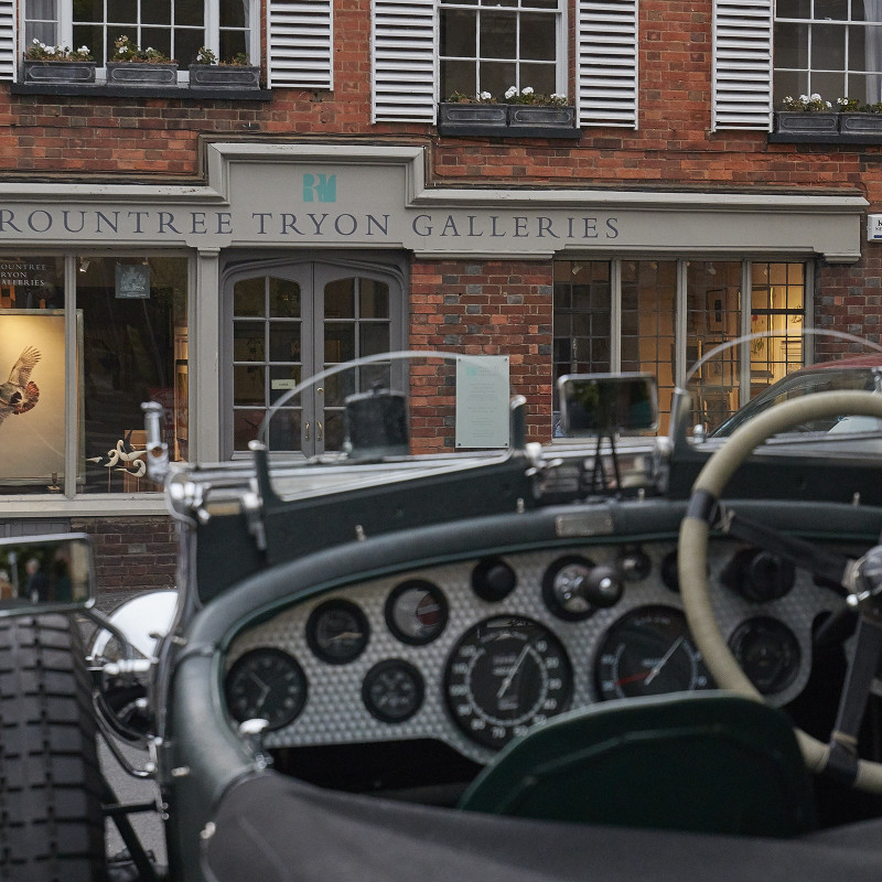 Petworth Historic: A gathering of pre-1966 cars
