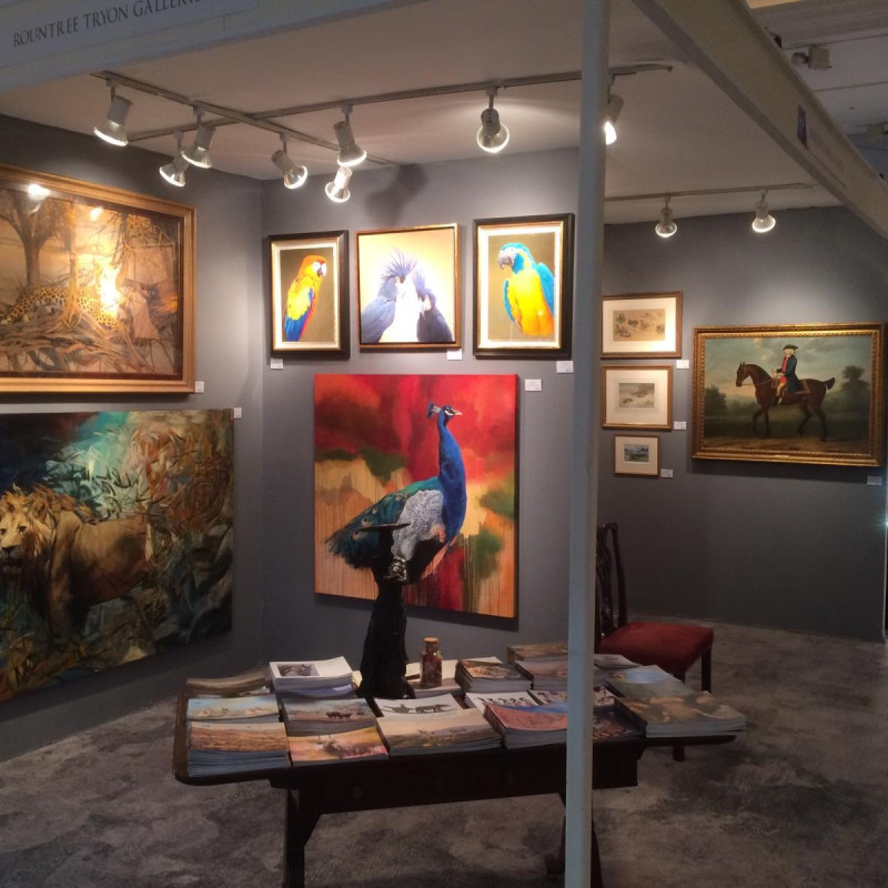 Mayfair Antiques and Fine Art Fair