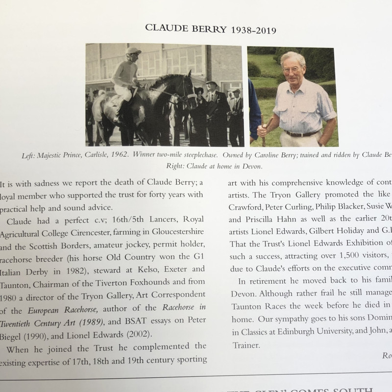 Claude Berry Obituary