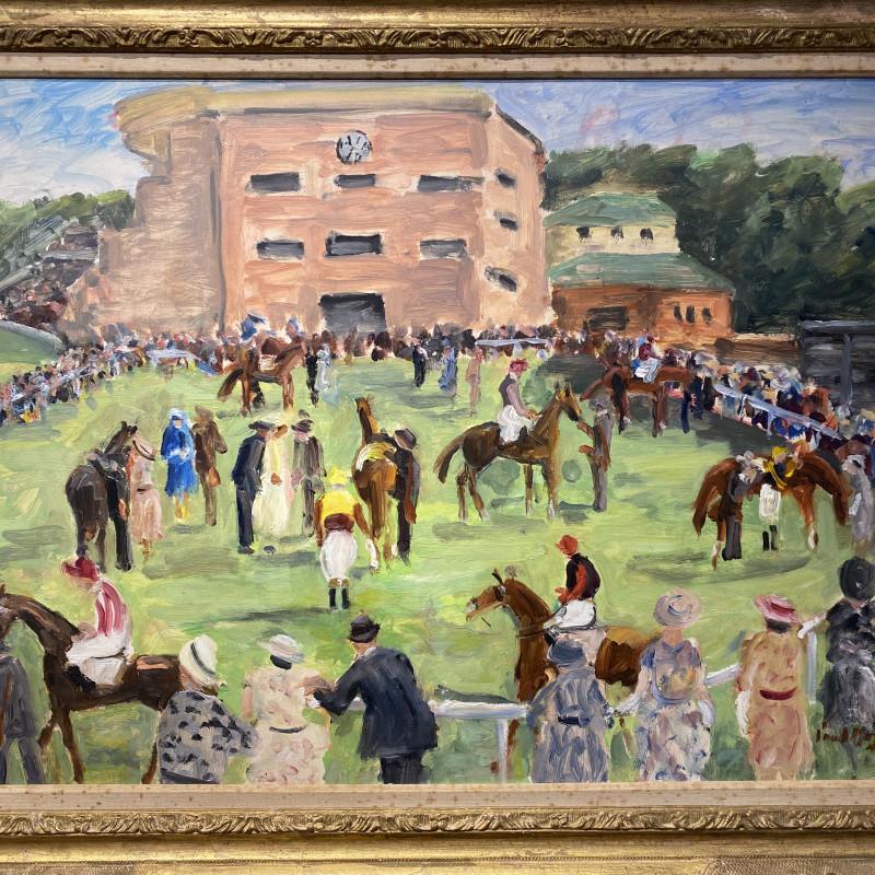 Paul Maze, Goodwood Racecourse