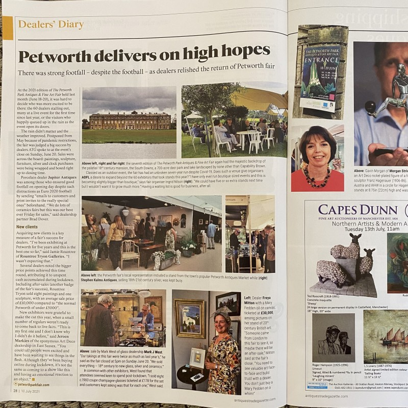 Petworth delivers on high hopes