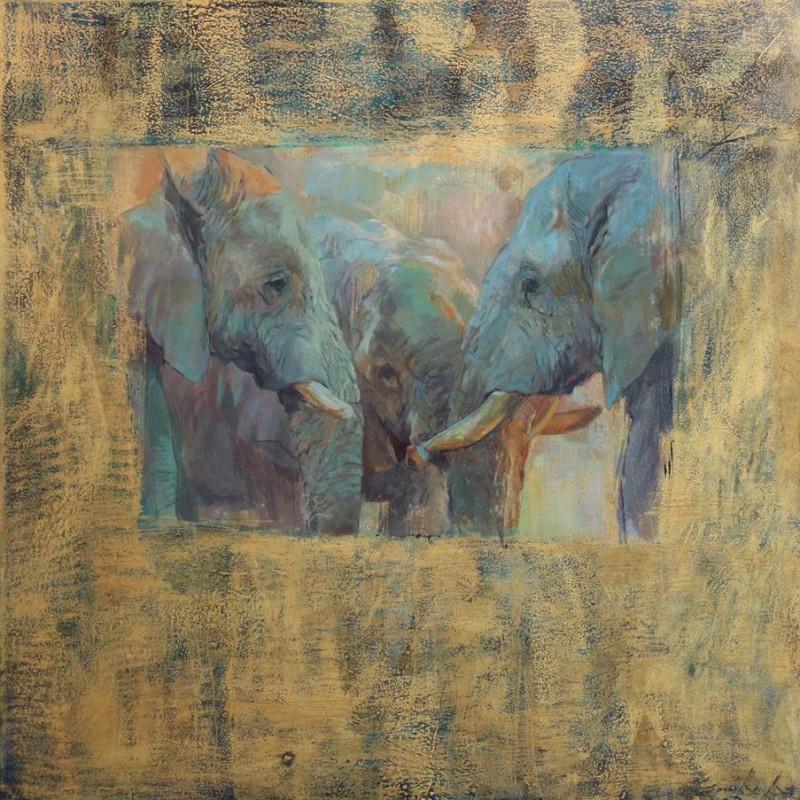 Emily Lamb, Luangwa Elephants