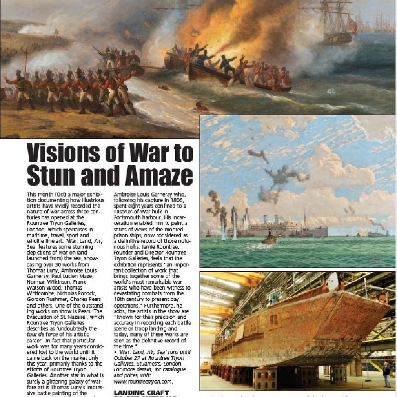 War: Land, Air, Sea