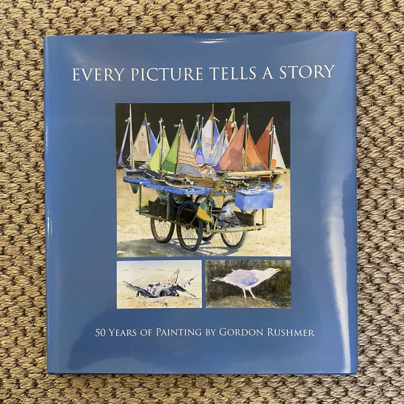 Every Picture tells a Story, Gordon Rushmer