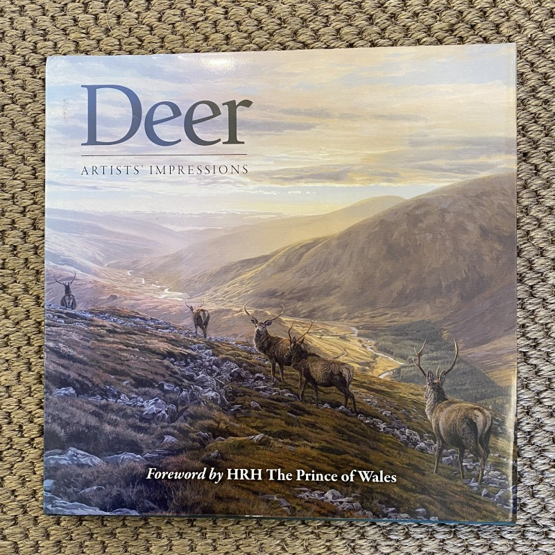 Deer: Artists' Impressions, Foreword by H.R.H The Prince of Wales