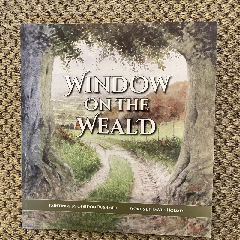 Window of the Weald, Gordon Rushmer