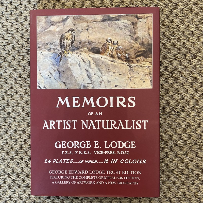 Memoirs of an Artist Naturalist, George E. Lodge