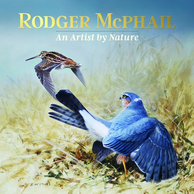 An Artist by Nature, Rodger McPhail