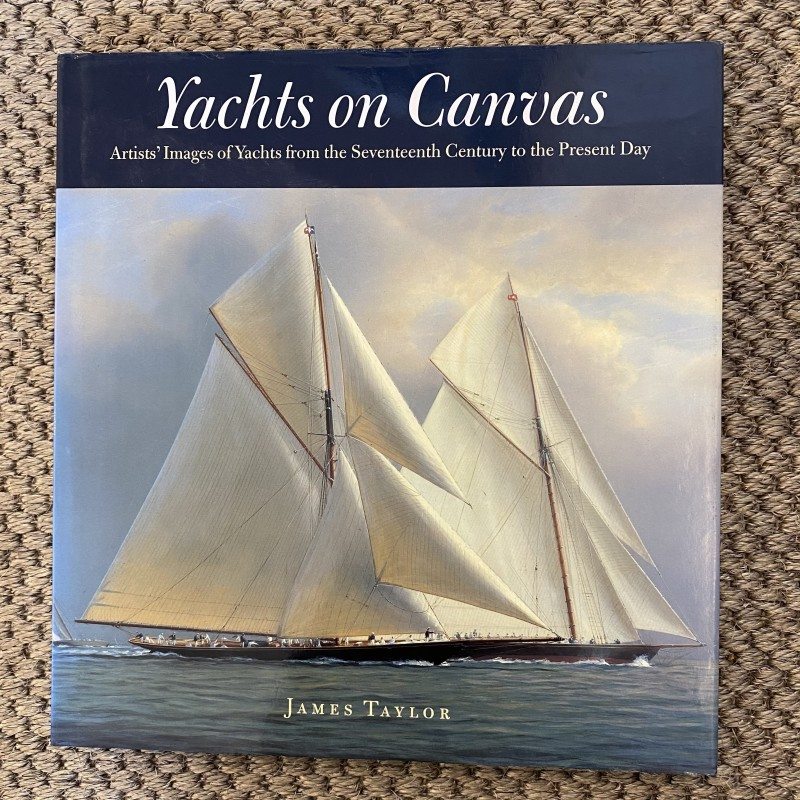 Yachts on Canvas, James Taylor