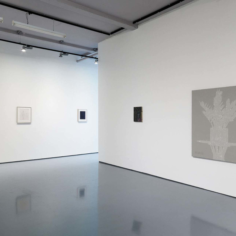 <p>Installation View, 2012</p>