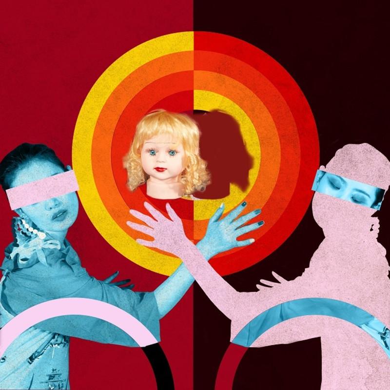 当代马戏团系列-三分人体