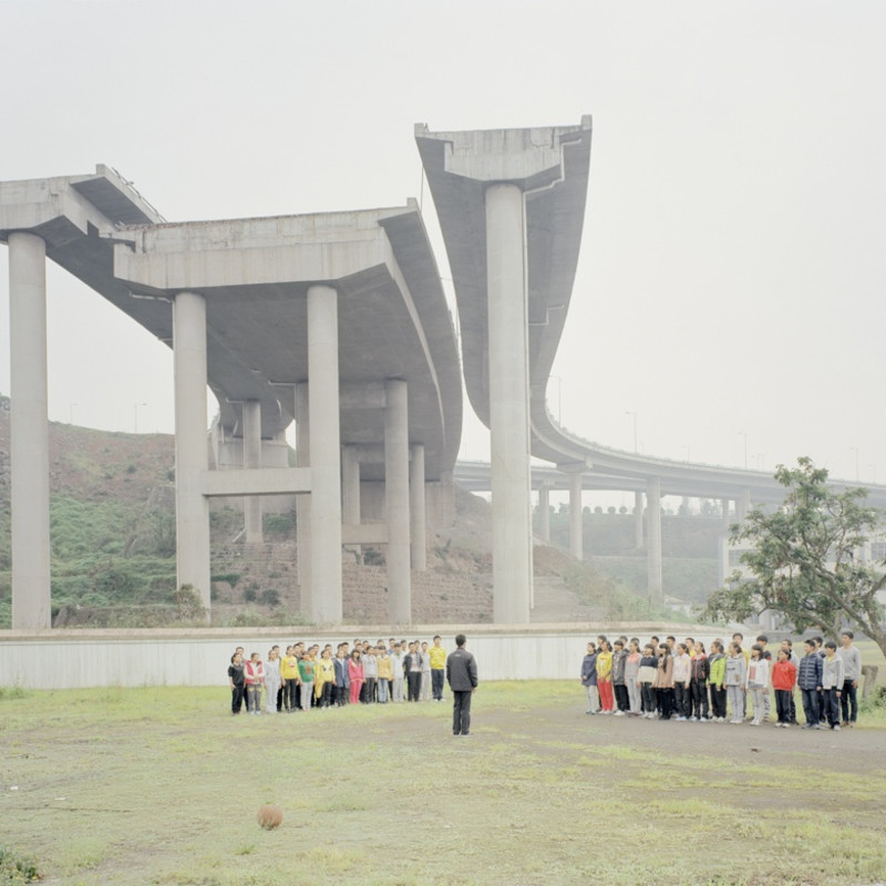 Where the river bends, Zhang Kechun Solo Exhibition