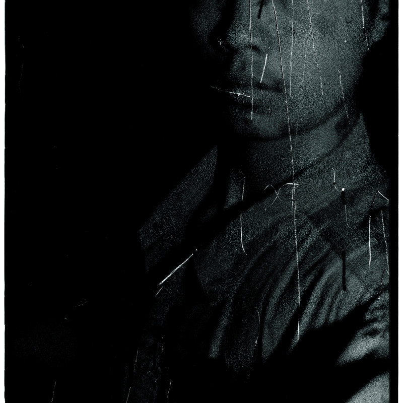 RongRong Self. EastVillage, 1994