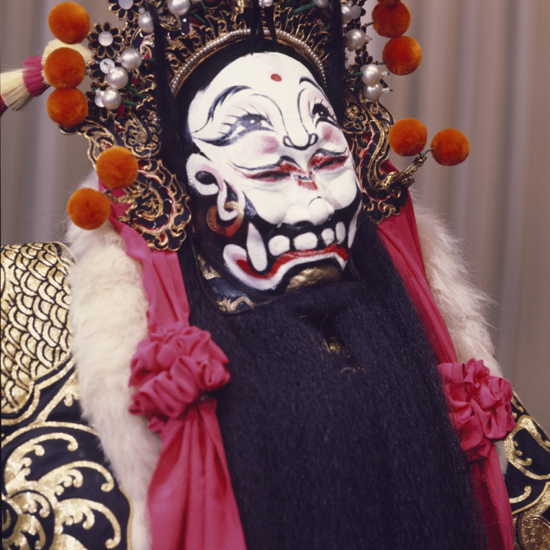 京剧《闹天宫之巨灵神》1987