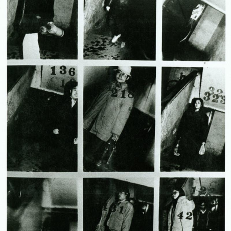 刘安平《合法侵犯》1993