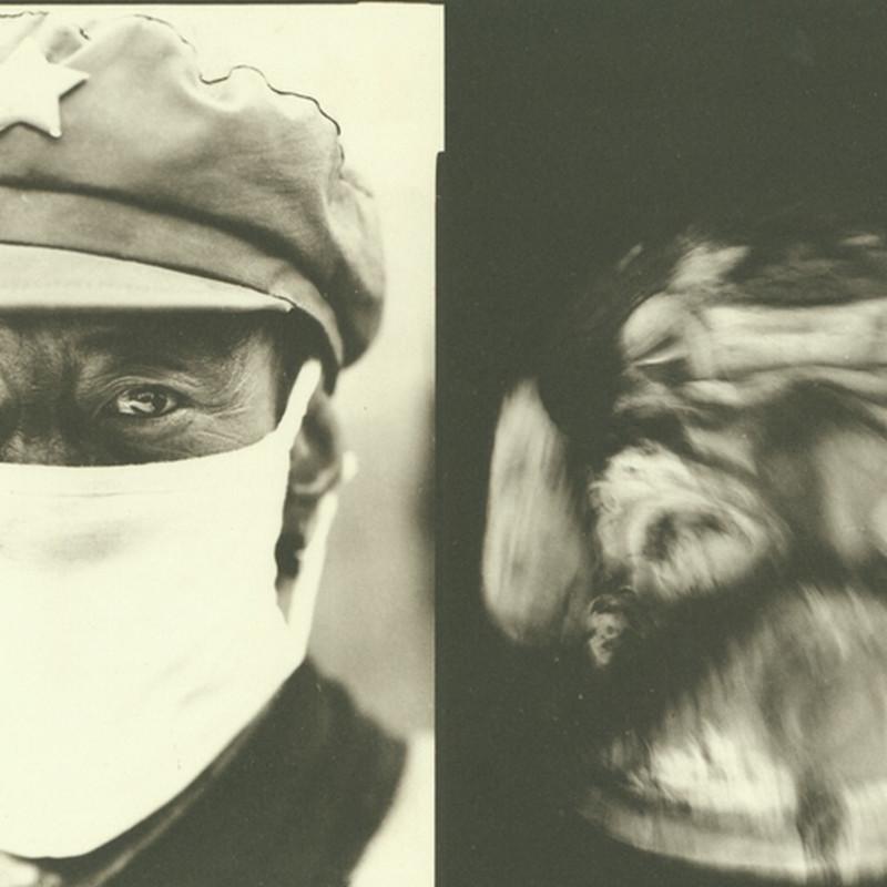 高波《面具与容颜-双重性系列之一》1995