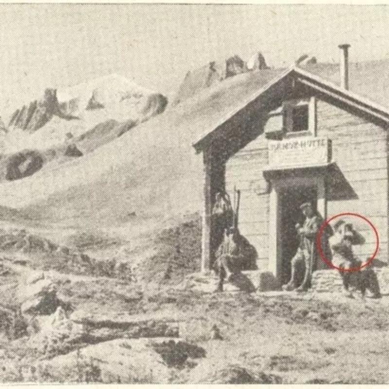 朱岚清 Zhu Lanqing, 达沃斯滑雪俱乐部指南 1936 / 1937 Ski Club Davos / Club - Guide 1936 / 1937