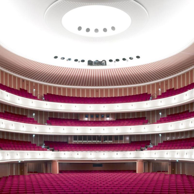 莱茵德意志歌剧院 杜塞尔多夫 2012 Deutsche Oper am Rhein Düsseldorf