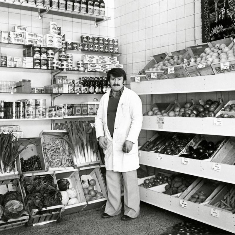 乌尔门街 杜塞尔多夫 1978 Ulmenstrasse Düsselforf