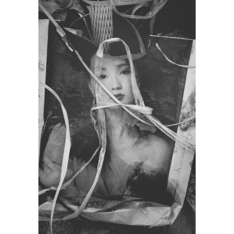 荣荣 RongRong,1996 No.5 北京 1996 No.5 Beijing,明胶卤化银 Gelatin Silver Print