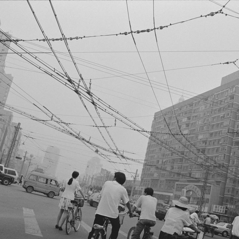 黄锐 Huang Rui,废墟 1996 Ruins 1996,数字微喷 Inkjet Print