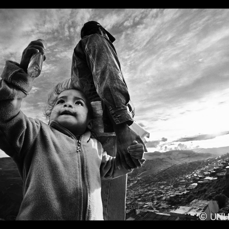 联合国难民署:湮没于城市