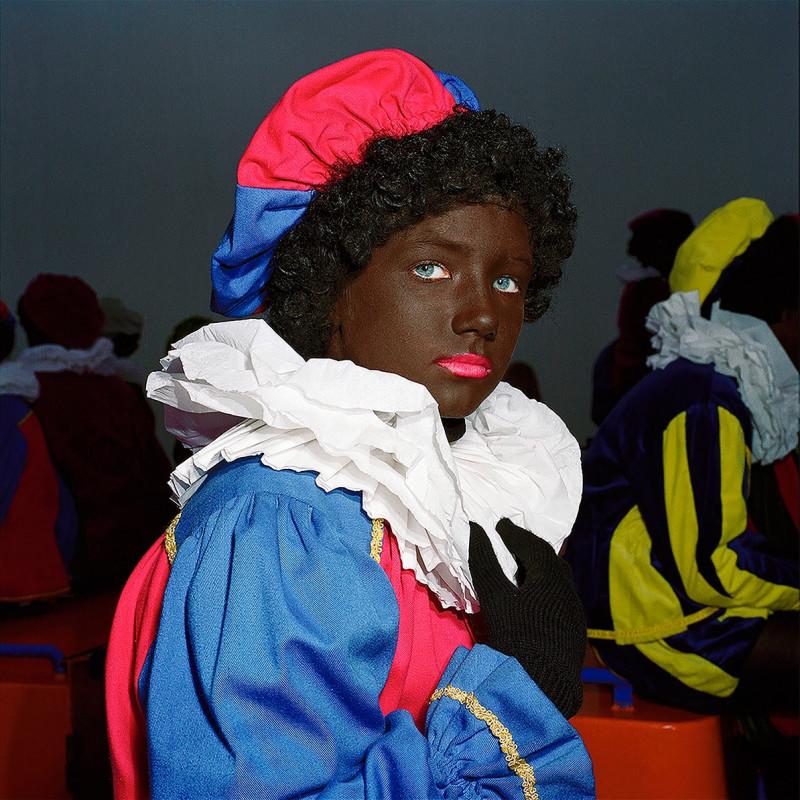 安娜·福克斯,《黑皮特》,1994-99  Anna Fox, Zwarte Piet, 1994-99