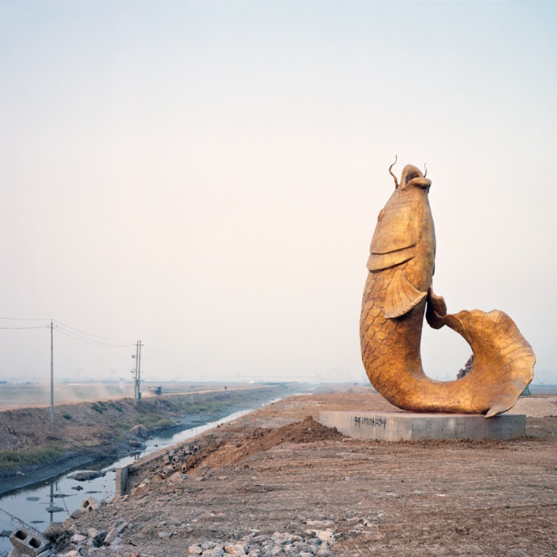 王岩《母亲河》 Wang Yan Mother River 2010-2014