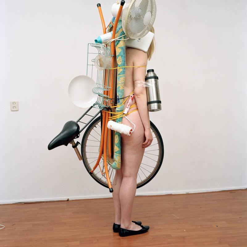 罕娜 Hanna, 2007 ©Melanie Bonajo