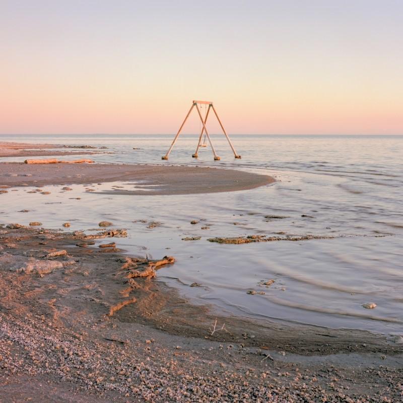 《无题》,郭备华,选自《盐地》系列