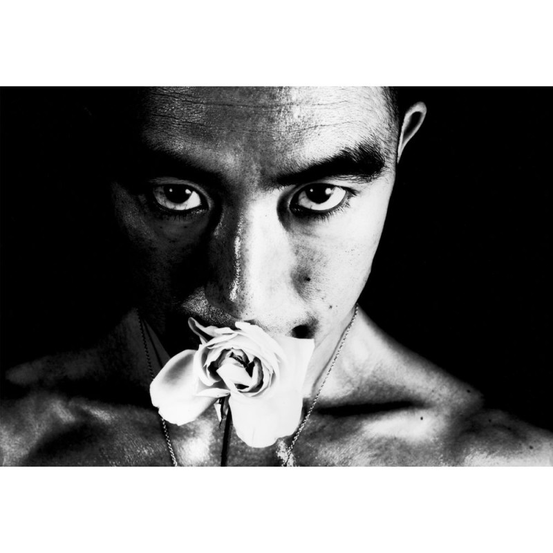 蔷薇刑#32,Ordeal by Roses #32,1961-1962,细江英公 Eikoh Hosoe
