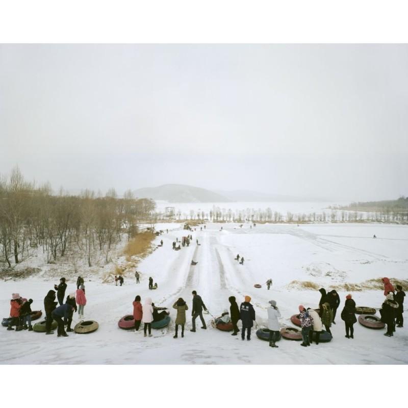 赵智,选自《雪国江湖》系列