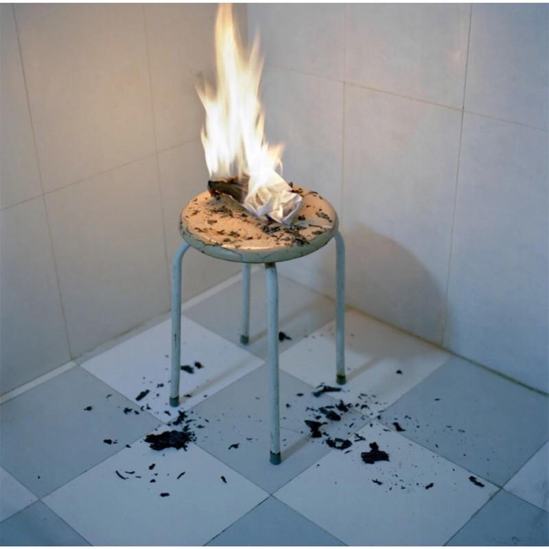 """陈珊《万火归一》系列 Chen Shan, """"Bathroom"""" series"""