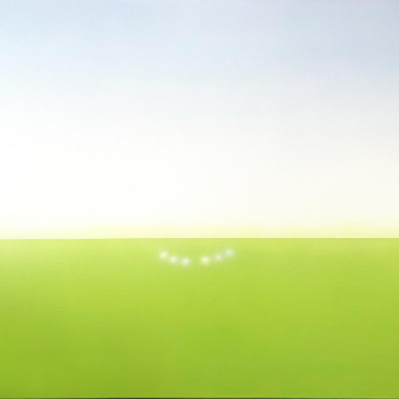 1201,布面丙烯,120 × 100cm,2021年