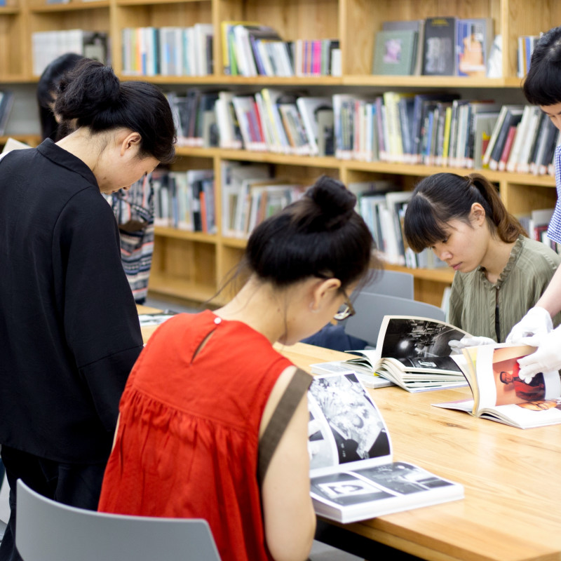 LIBRARY EVENT OF PHOTOGRAPHY BOOKS