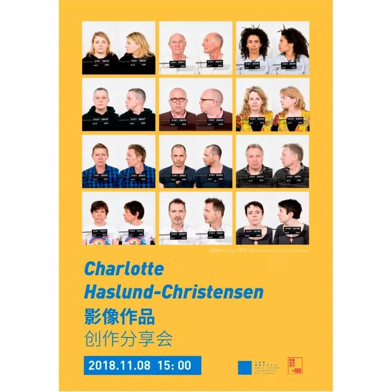 Artist Talk by Charlotte Haslund-Christensen