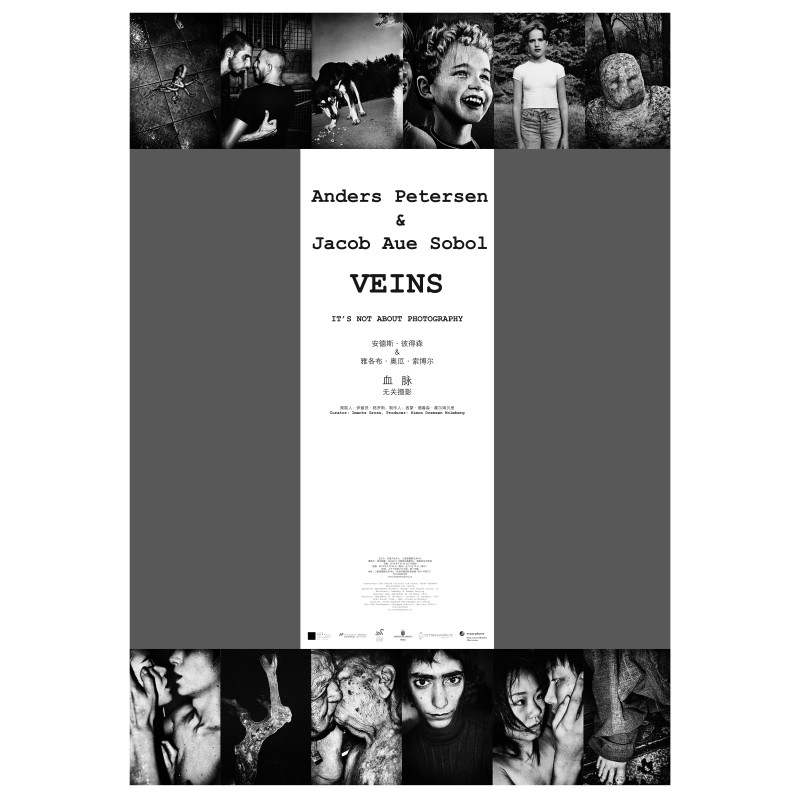 Veins: It's Not About Photography Anders Petersen & Jacob Aue Sobol