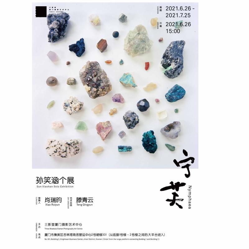 Sun Xiaohan Solo Exhibition —— Nymphaea