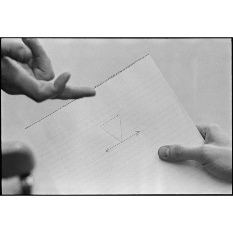 René Burri, Rank Xerox, USA, 1967.
