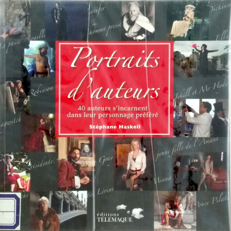 Portraits d'auteurs