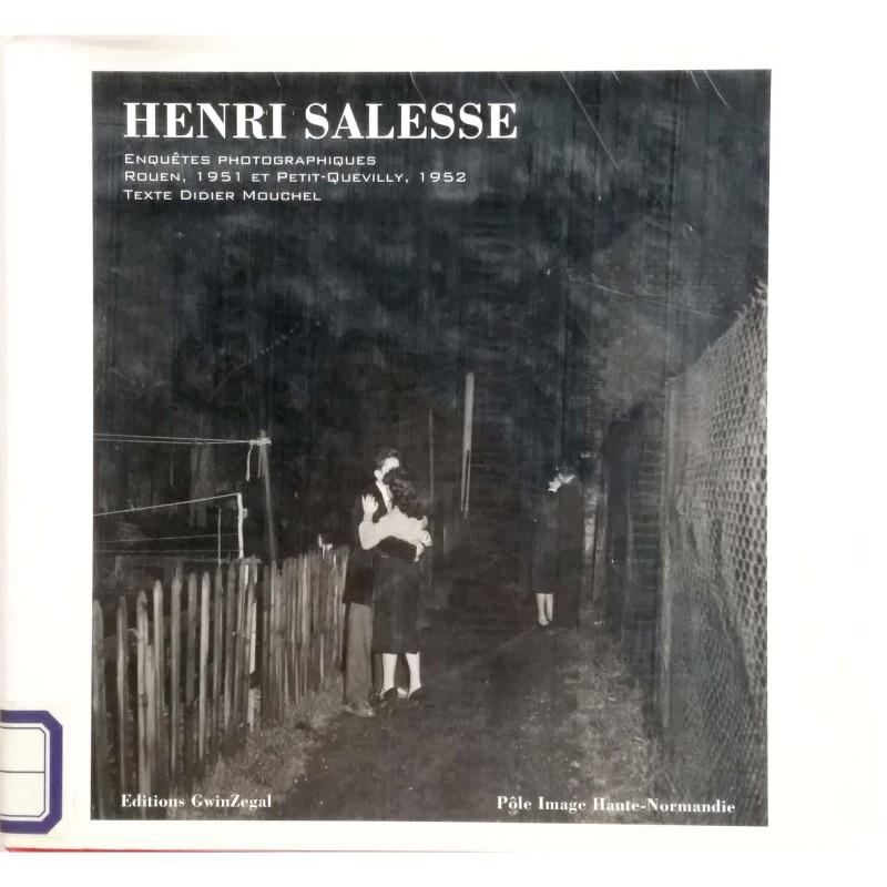 Henri Salesse / enquetes photographiques Rouen, 1951 et Petit-Quevilly, 1952
